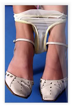 Schuh und Fuss Fetisch