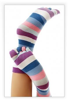 Socken Fetisch